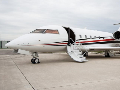 Private Jet available for purchase: London & Las Vegas