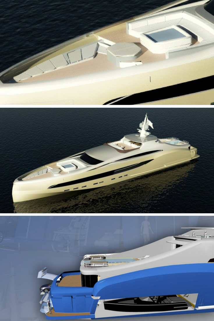 60 m Superyacht purchase new build