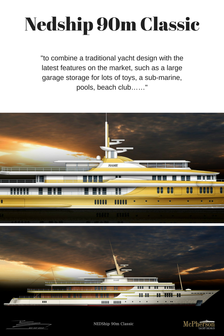 90 Metre Yachts for sale