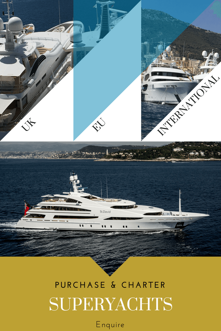 Superyacht Charters: Sales of Superyachts in the Mediterranean & Caribbean