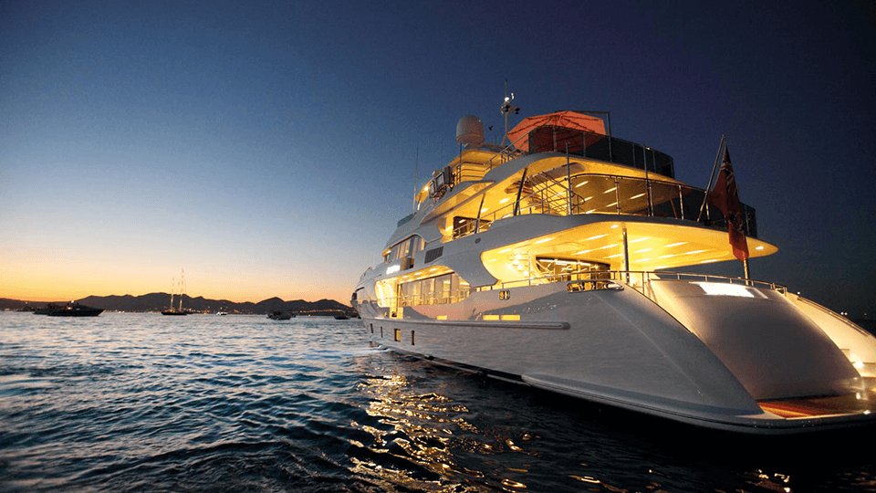 Superyachts by Benetti