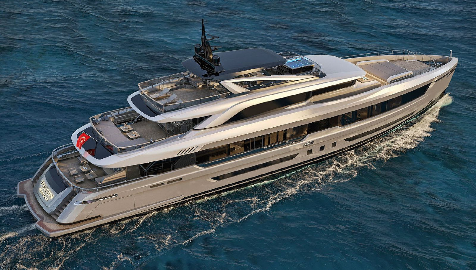 Virtus yachts for sale