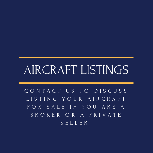 Advertise Private Jets & Aircraft For Sale