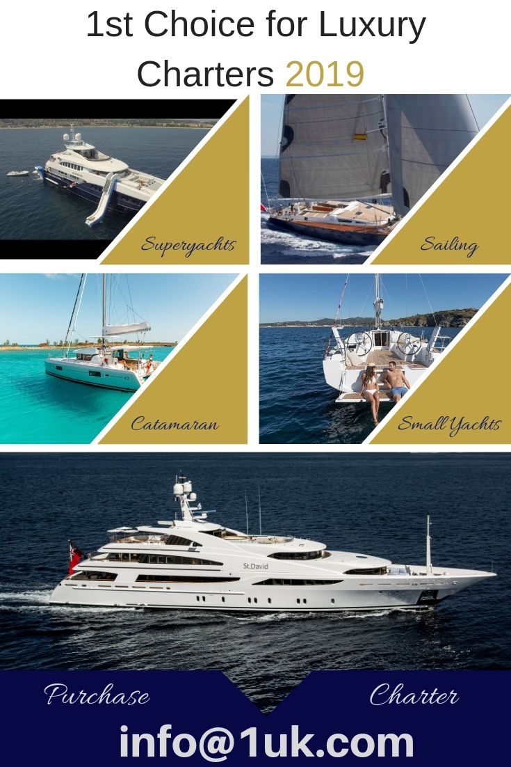 Superyachts for sale: UK based superyacht company for central agency listings 1UK.COM