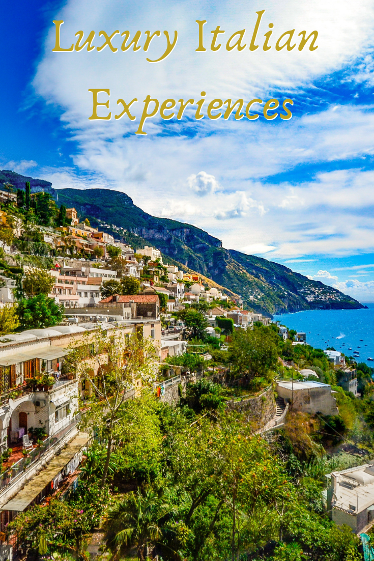 Italian experiences on holiday - Luxury things to do