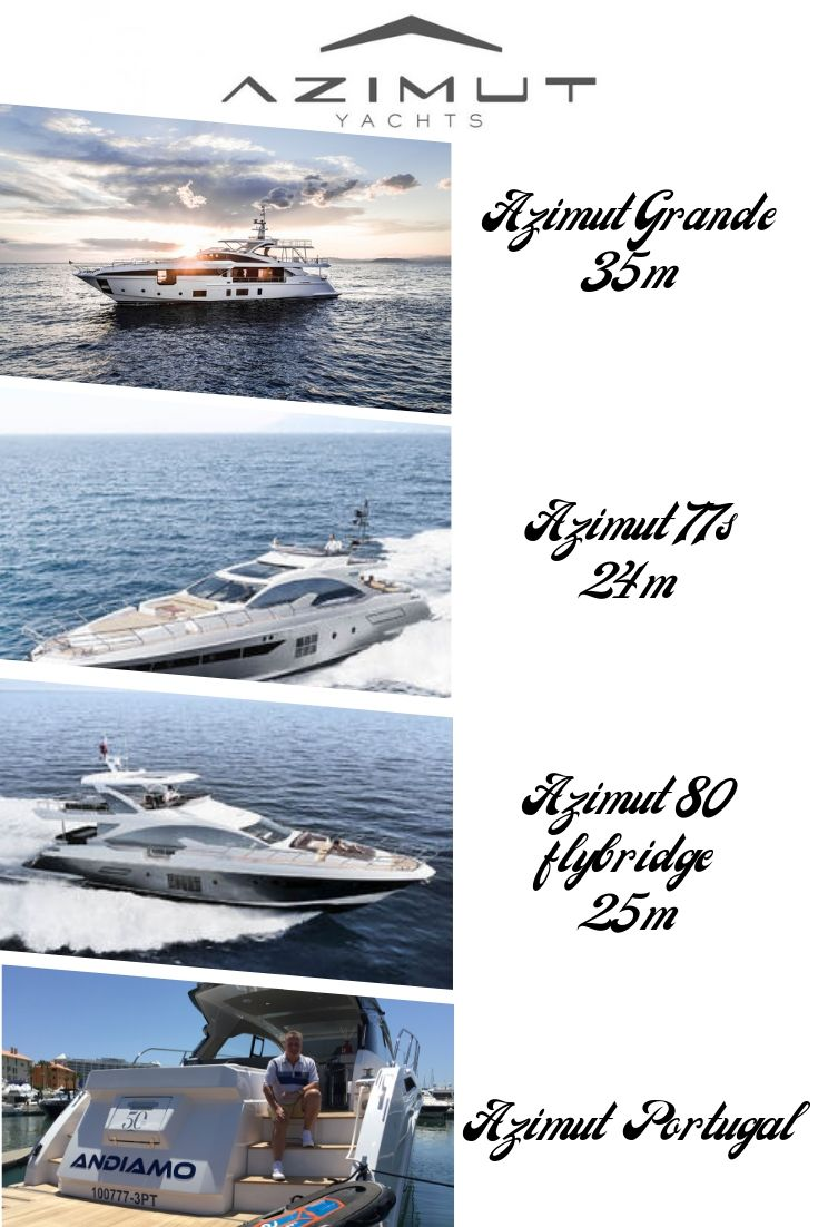Superyachts for sale | Azimut | Benetti Yachts UK
