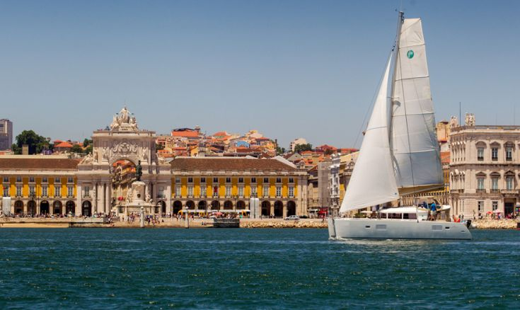 Luxury yacht charters Portugal