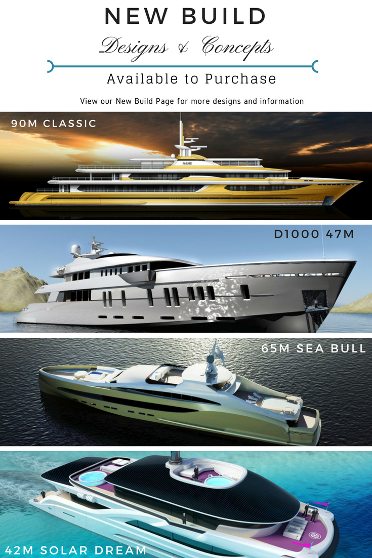 Shipbuilders Nedships new build boats concepts & Design. Naval Architect for solar power yachts