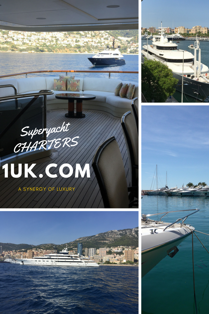 Superyacht Charters | Celebrity yacht charters | Events planning |