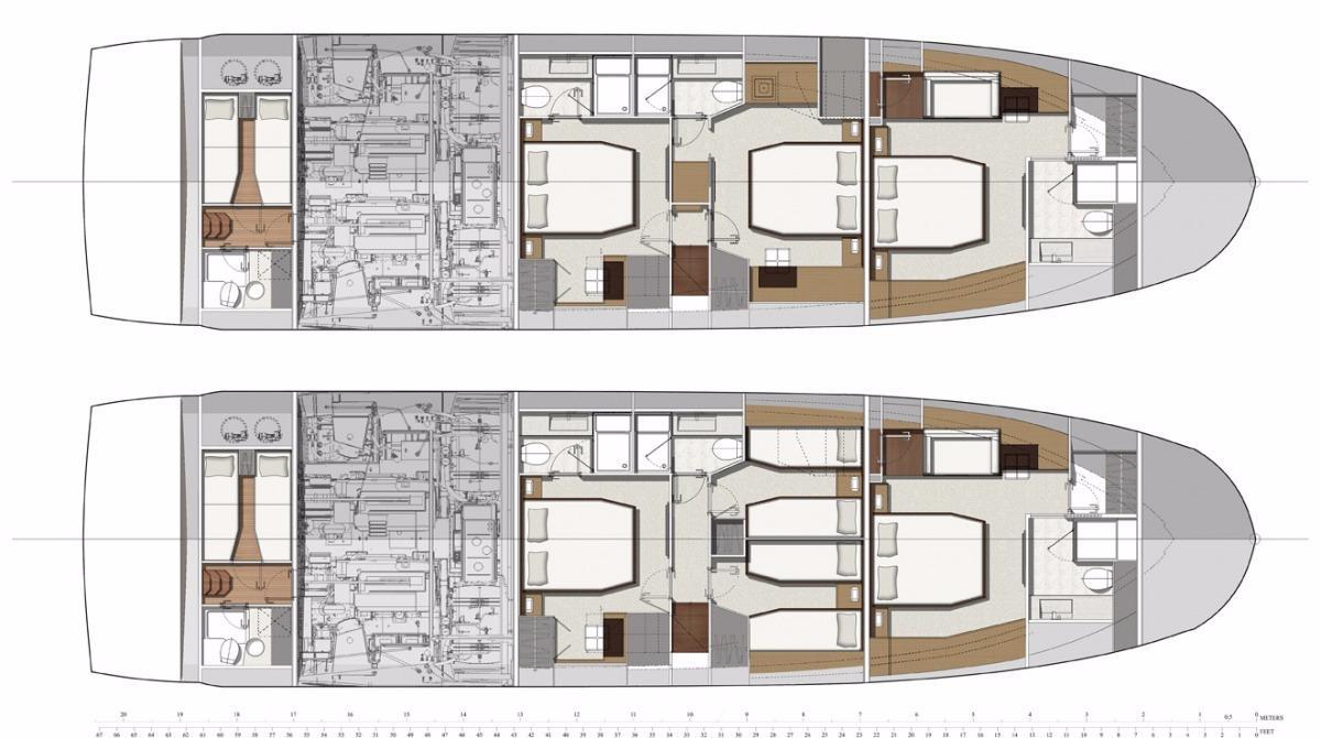 used prestige yachts