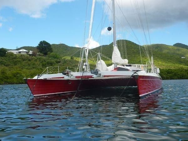 catamaran for sale 1