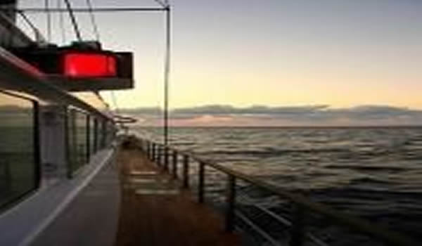 Lurrsen Polaris sightseeing boat charters