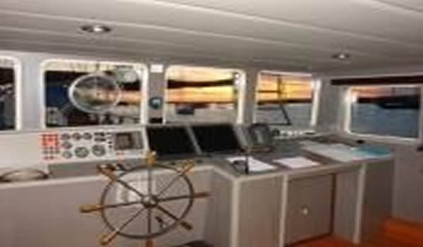 Lurrsen Polaris sightseeing boat france