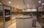 Cklass Nautique yacht galley