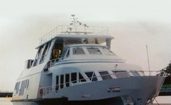 120 Custom Sightseeing Ship Motor Yacht 1987
