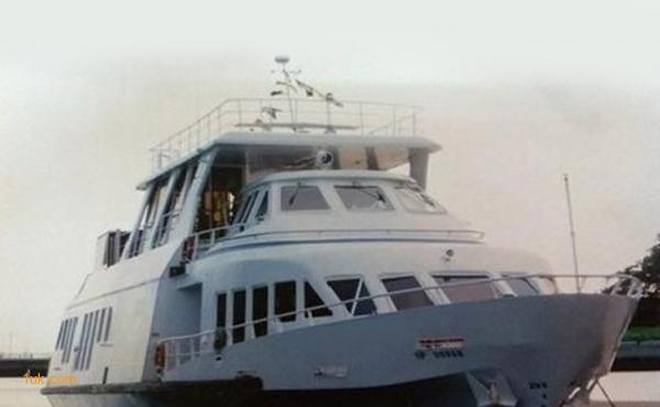 120 Custom Sightseeing Ship Motor Yacht 1987