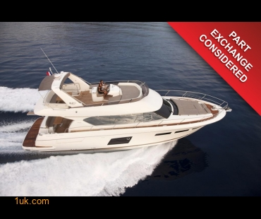 New Prestige Yacht For Sale UK