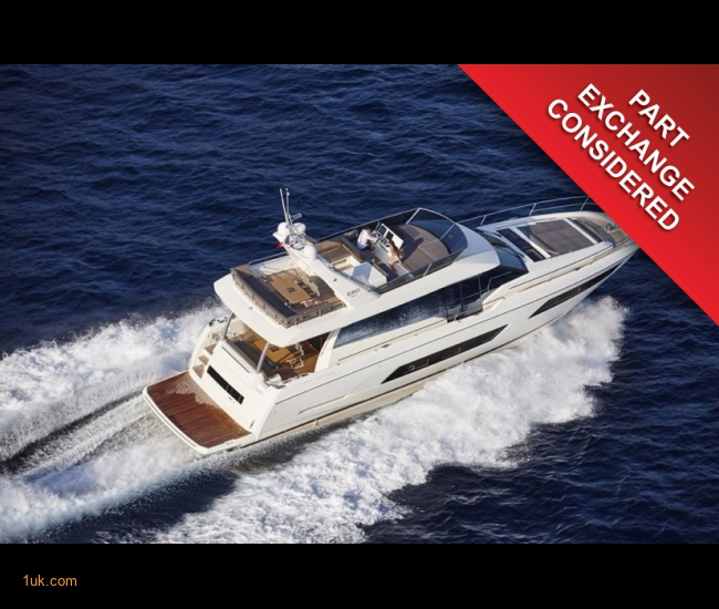 Prestige 680 Yachts for sale in the UK