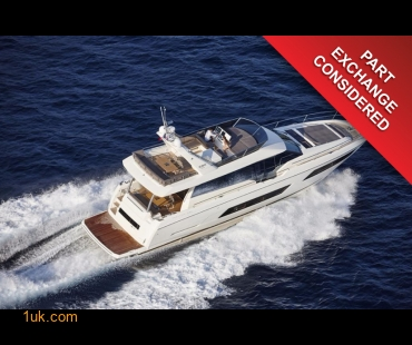New Prestige 680 Luxury Yacht: UK