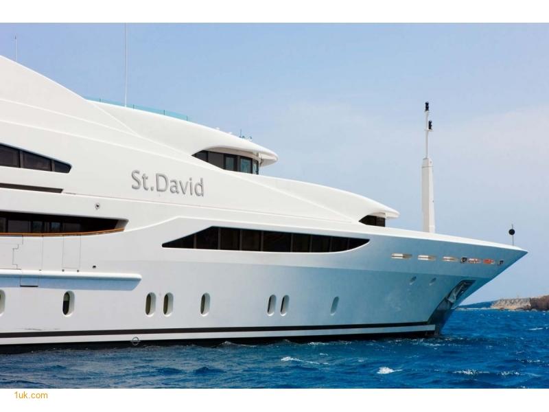 St David Mediterranean Charter Yacht