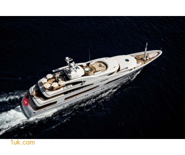 St David charter yacht in the Mediterranean