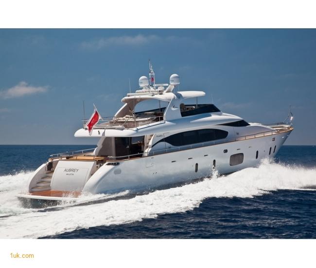 Motor Yacht Aubrey - West Mediterranean