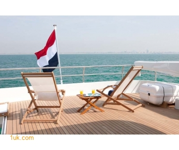 Yacht Firefly - Sundeck 3