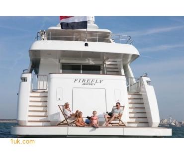 Firefly: Luxury Yacht Charter Mediterranean