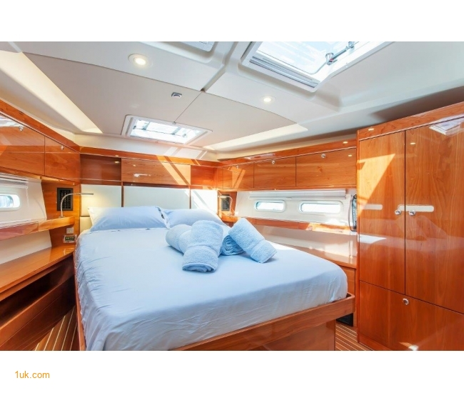 Sailing Yacht Charter in Portals Nous