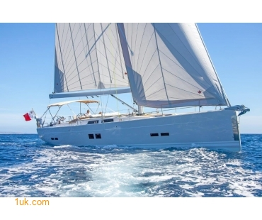 Relativity: Sailing Charter Yacht Mediterranean