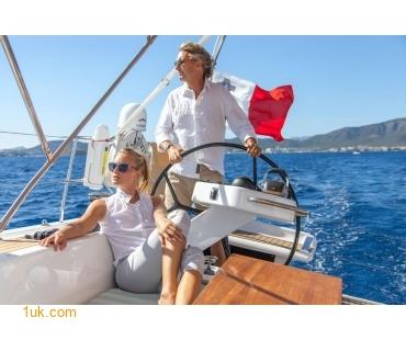 Sailing Yacht Charter in ibiza