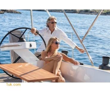 Sailing Yacht Charter in Turkey