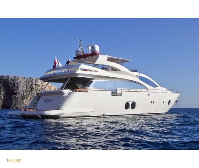 Scilia: Yacht Charter in Ibiza for 2018