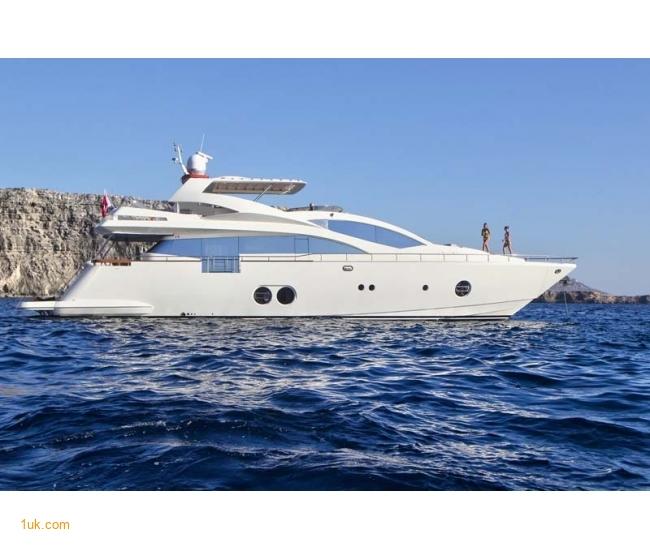 Yacht Sicilia - Side