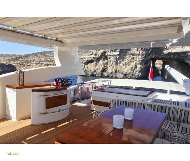 Yacht Sicilia - Sun Deck 2