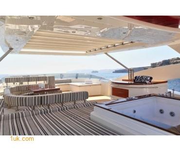 Yacht Sicilia - Sun Deck 1
