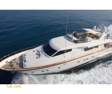 MY Solal - Charter in the Mediterranean