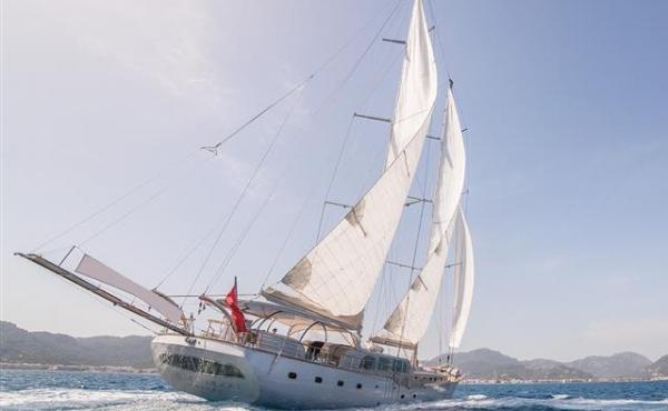 119 Custom Gulet Ketch Luxury Yacht 2010