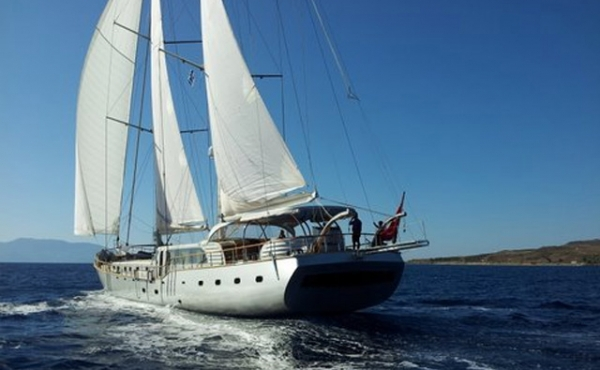 Custom Gulet Ketch for sale at 1