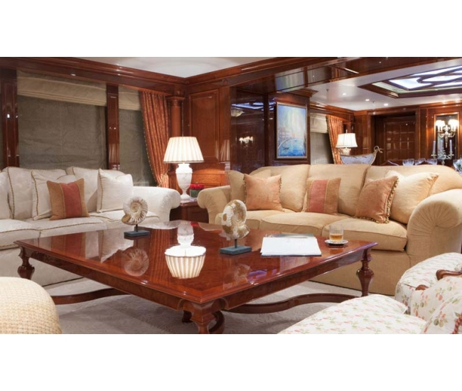Yacht St David - MD Lounge