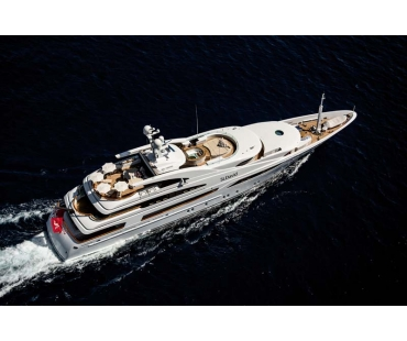 St David: Superyacht for sale