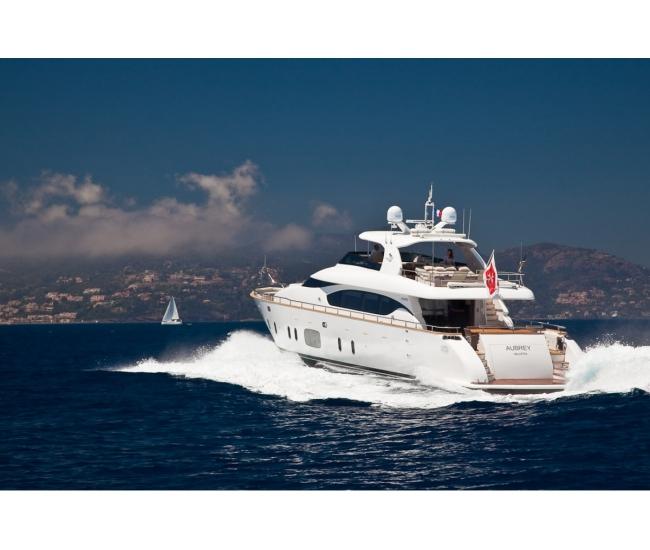 Prestive yacht Aubrey