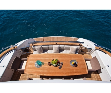 Luxury yacht collection