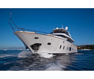 luxury yachts UK