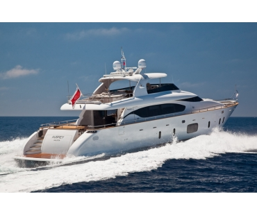 Luxury Yacht Aubrey For Sale