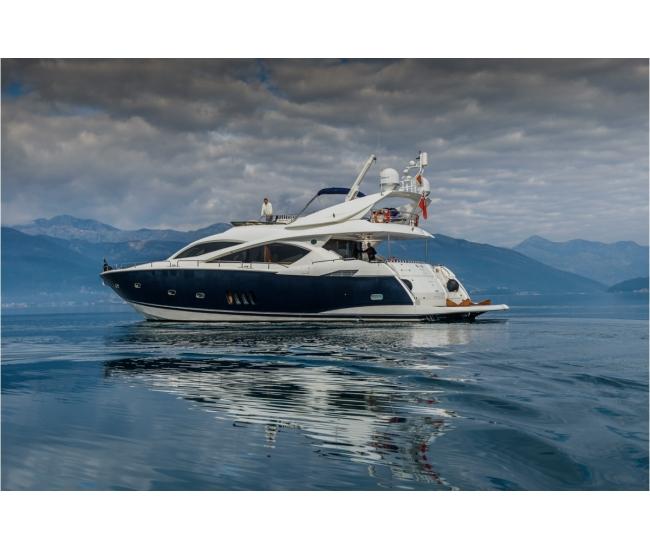 Sunseeker yachts UK
