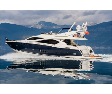Basya Nicoli Sunseeker 82 Yacht: Used Sunseeker for sale.