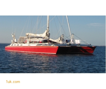 sailing-catamaran charter in the caribbean