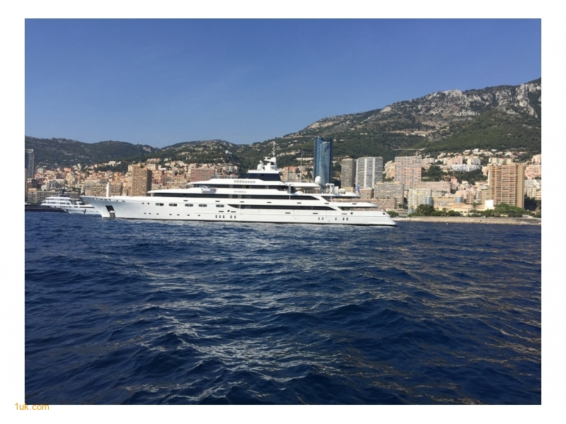 M/Y Omega Charter in St Lucia | Athens | Cannes