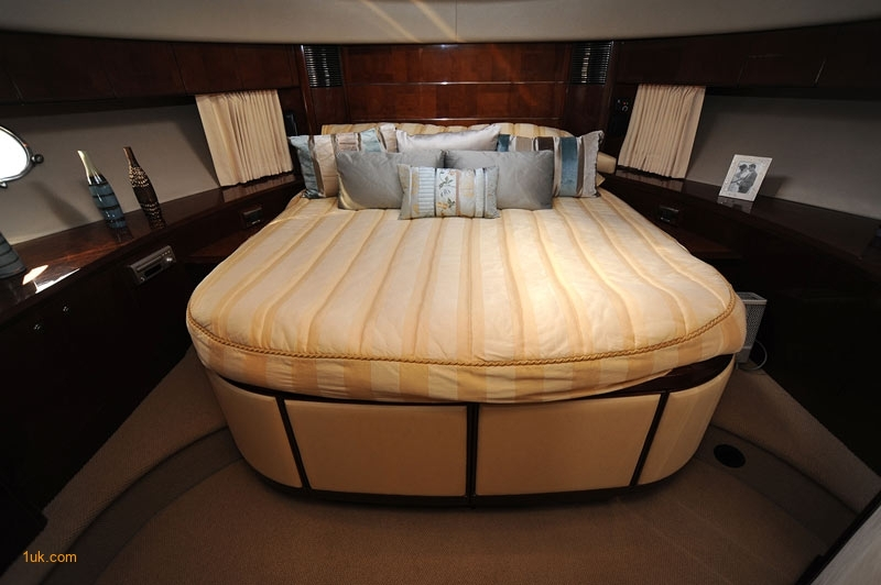 Stateroom on Yacht